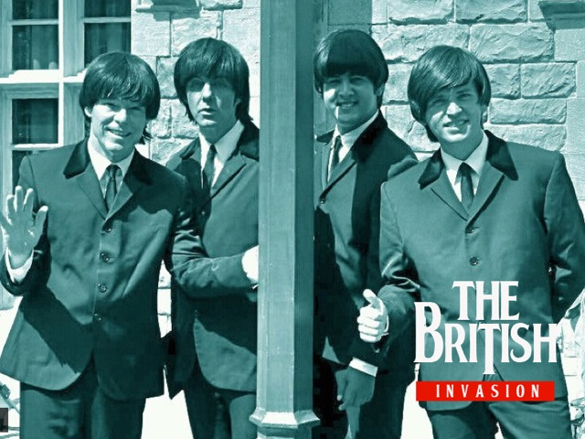 British Inviasion Beatles Tribute