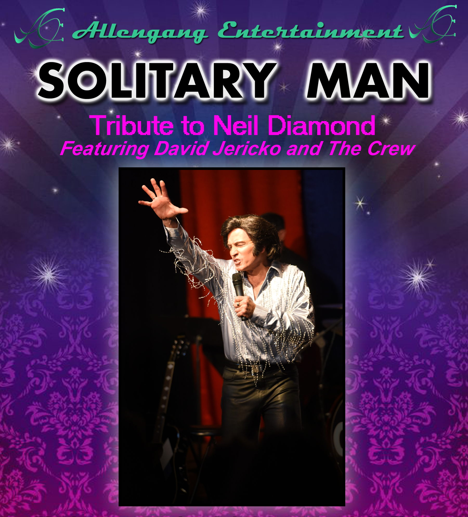 Neil Diamond Solitary Man